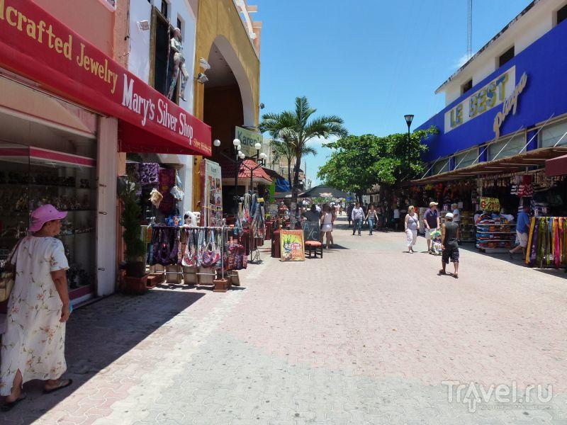 Сенот Асуль / Мексика