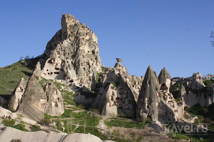 Каппадокия. Невшехир и Учхисар / Турция