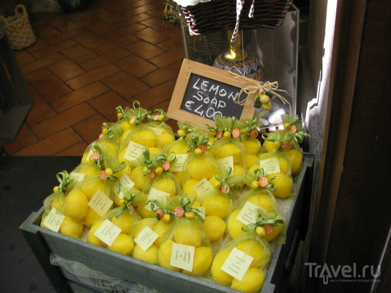В краю сирен и лимончелло. Сорренто / Италия