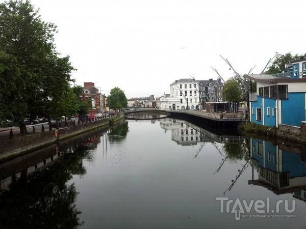 Корк. Воскресная утренняя прогулка / Ирландия