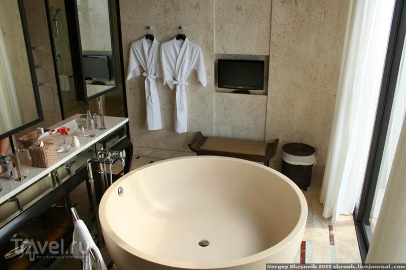 Conrad Koh Samui - обзор люксового отеля / Таиланд