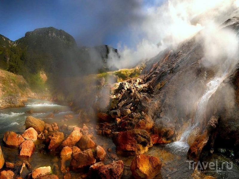 В 2007 году Долину гейзеров потрясла крупная экологическая катастрофа, Камчатка / Россия