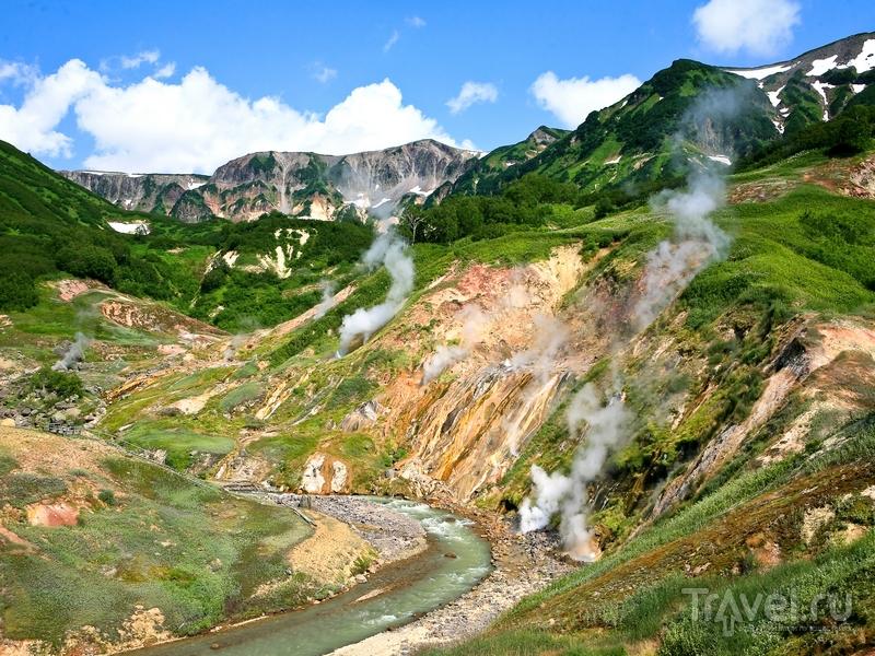 Доклад про долину гейзеров на камчатке 2200