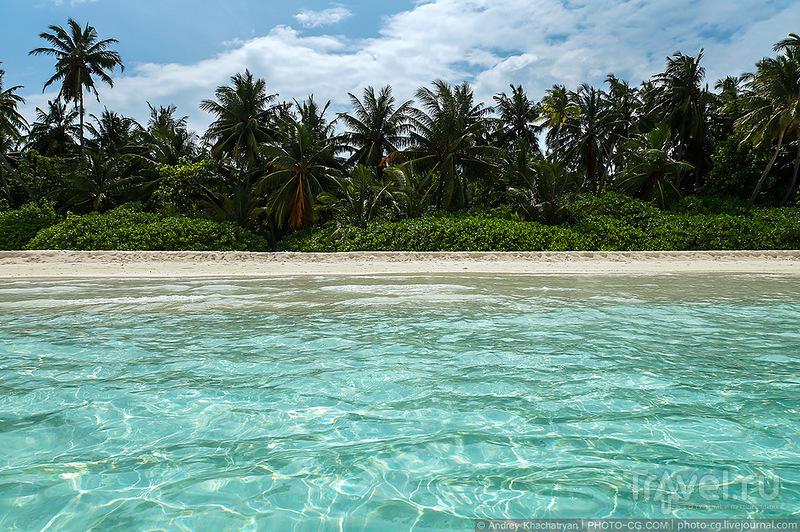 На острове Фихалхохи, Мальдивы / Фото с Мальдив