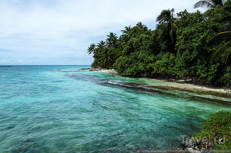 Мальдивы. Остров Фихалхохи / Фото с Мальдив