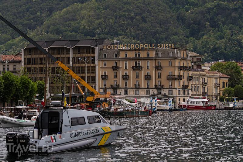 На озере Комо, Италия / Фото из Италии
