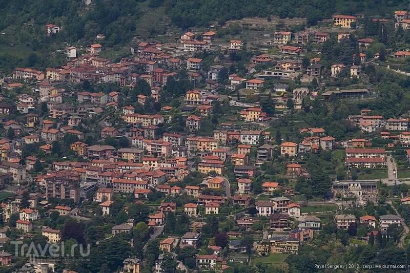 Италия. Озеро Комо / Фото из Италии