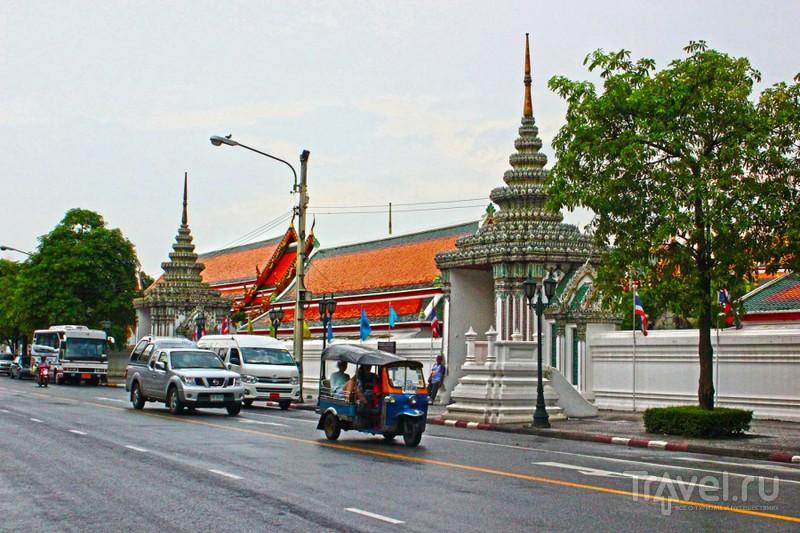 Храмы Бангкока: Wat Pho / Фото из Таиланда