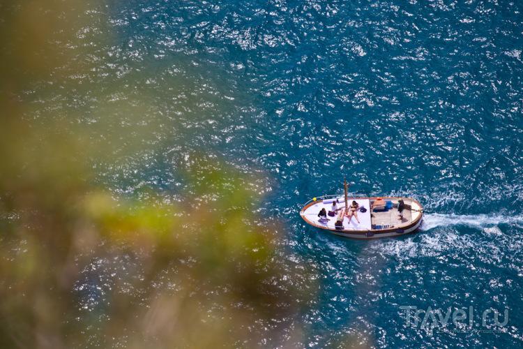 На острове Капри, Италия / Фото из Италии