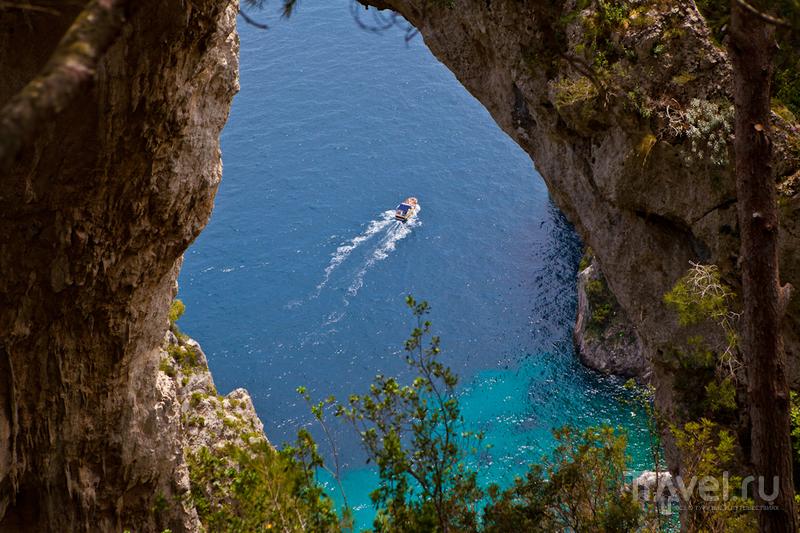 Остров Капри / Фото из Италии
