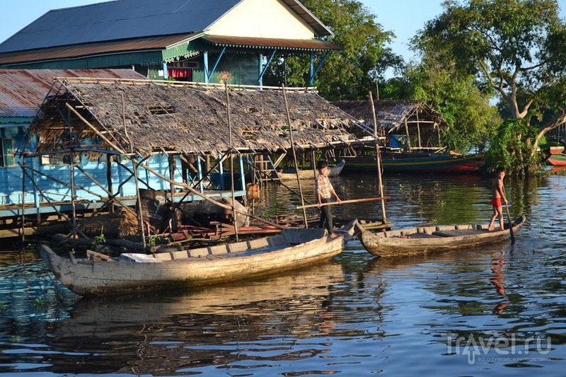 В окрестностях Сием Риапа, Камбоджа / Фото из Камбоджи