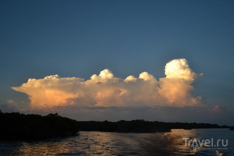 На озере Тонлесап, Камбоджа / Фото из Камбоджи
