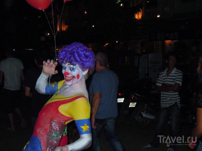 Хэллоуин в Сием Риапе, Камбоджа / Фото из Камбоджи