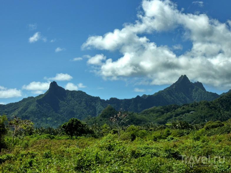 Полинезия. Острова Кука. Часть 1 / Кука острова