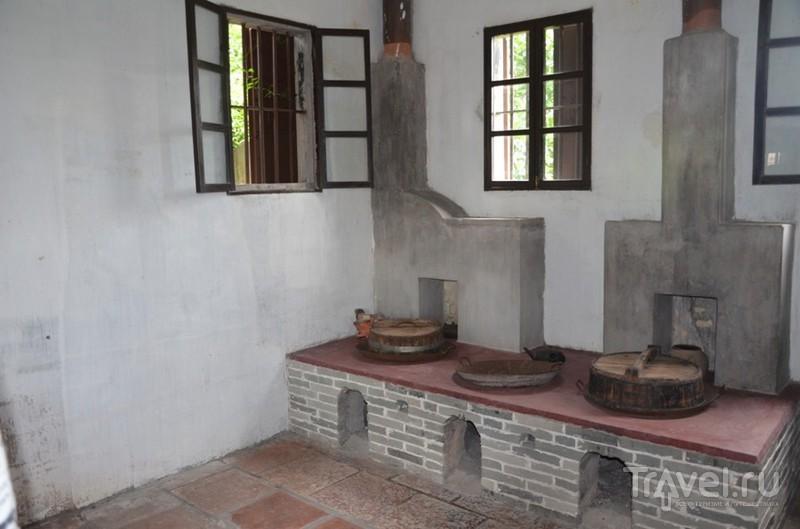 Достопримечательности Гуанчжоу. Kaiping. Дома-башни дялоу (碉楼) / Китай
