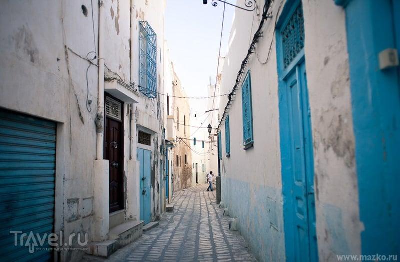 В городе Сус, Тунис / Фото из Туниса