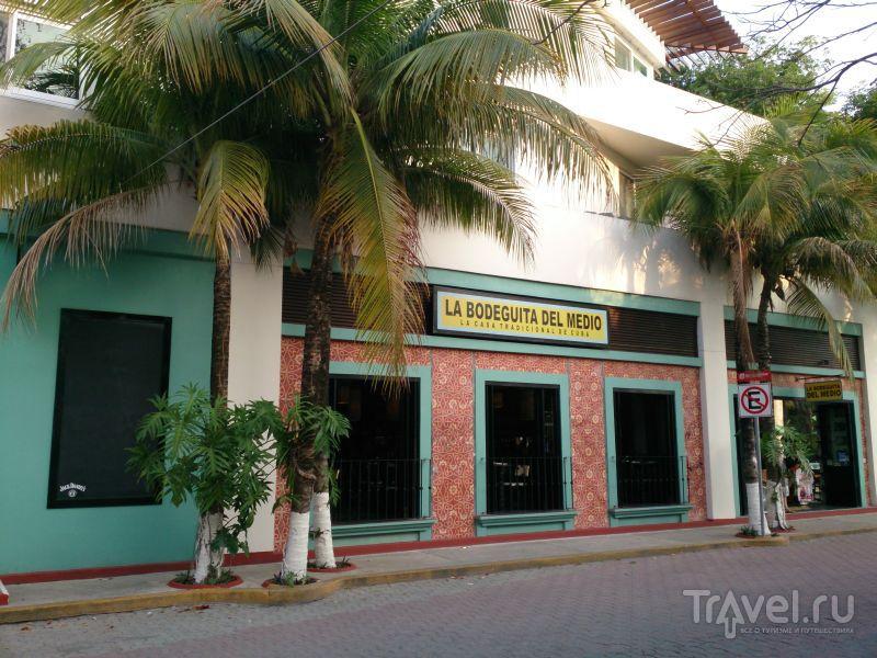 Ленивые развлечения мексиканских курортников / Мексика