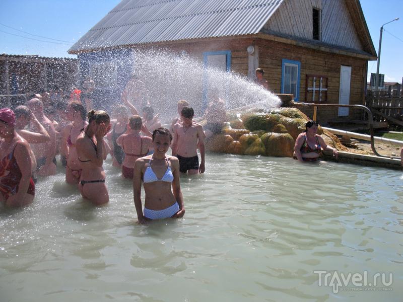 Минеральные ванны пос.Жемчуг / Фото из России