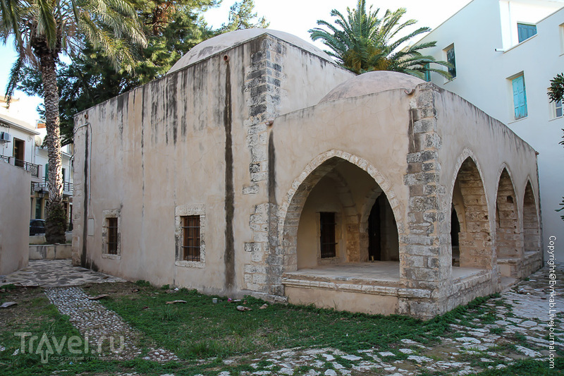 Мечеть Кара-Мусы-паши в Ретимноне, Греция / Фото из Греции