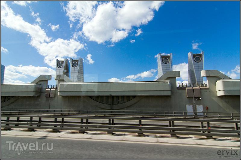 Дамба КАД, Россия / Фото из России