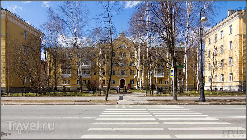 Прогулка по Кронштадту / Фото из России