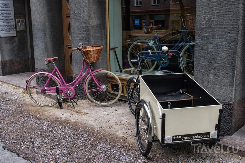 Один день в Хельсинки / Фото из Финляндии