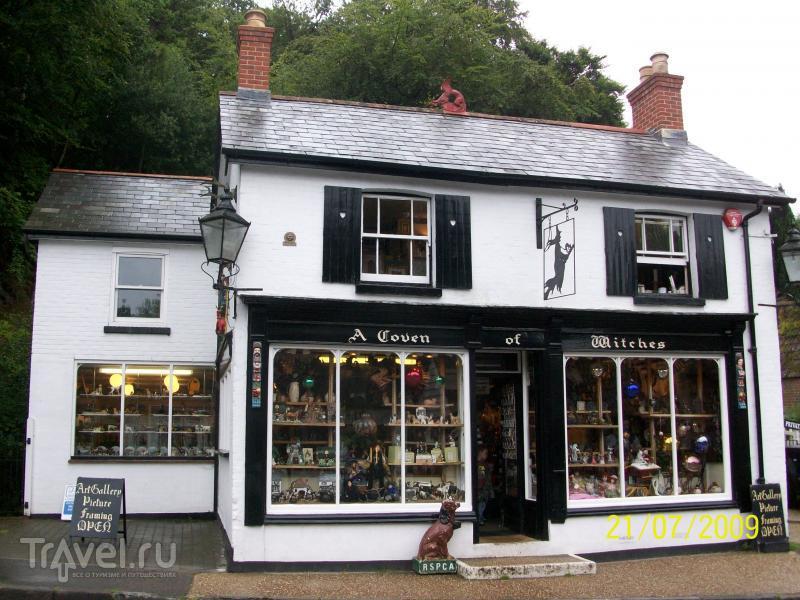 Burley Village / Великобритания