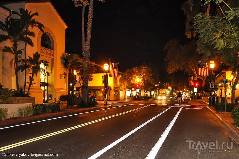 Путь из Сан-Франциско в Лос-Анджелес / Фото из США