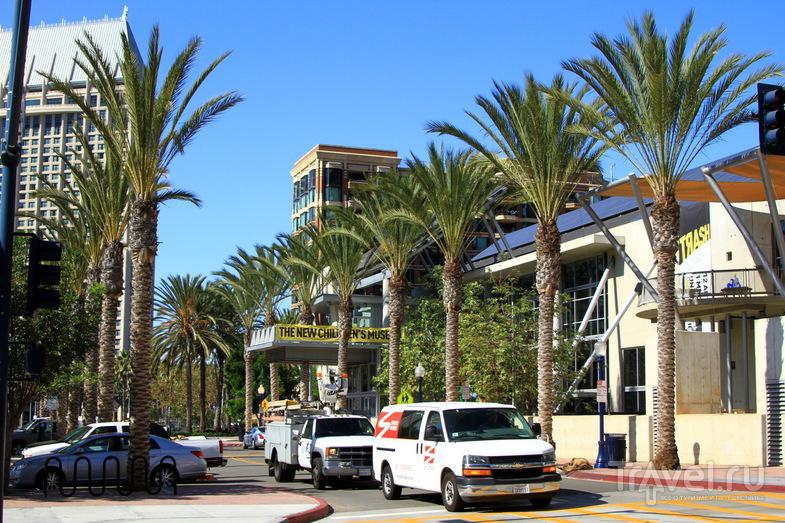 Сан-Диего, Калифорния / Фото из США