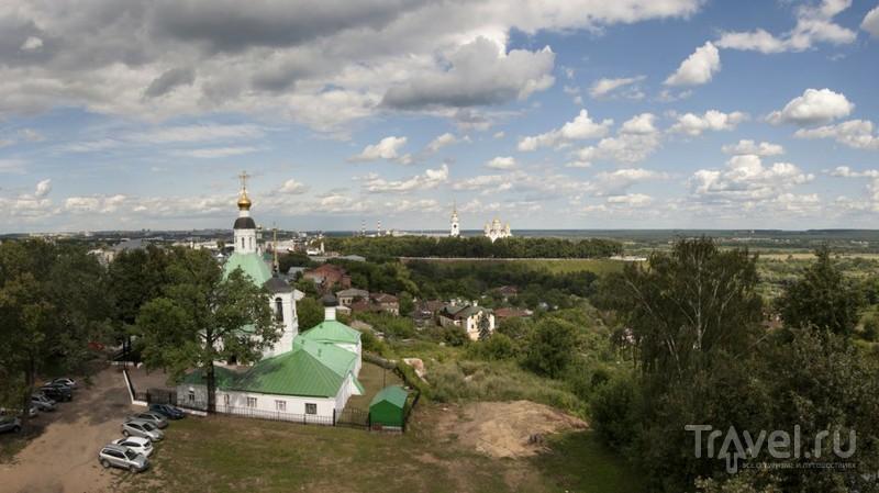 Один день во Владимире / Россия