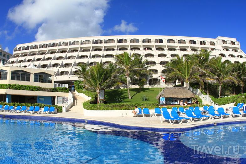 Отель Golden Parnassus Resort & Spa в Канкуне, Мексика / Фото из Мексики