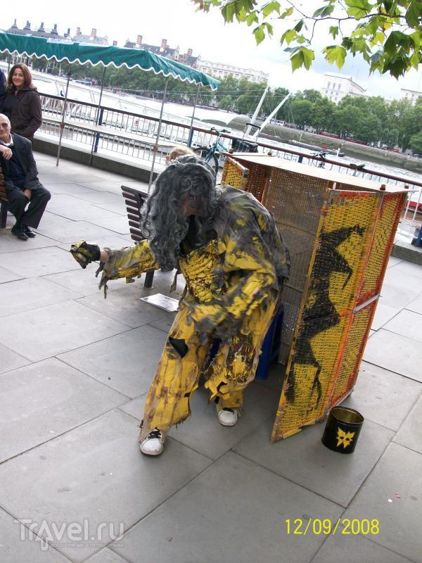 London Thames Festival Лондонский фестиваль реки Темза / Великобритания