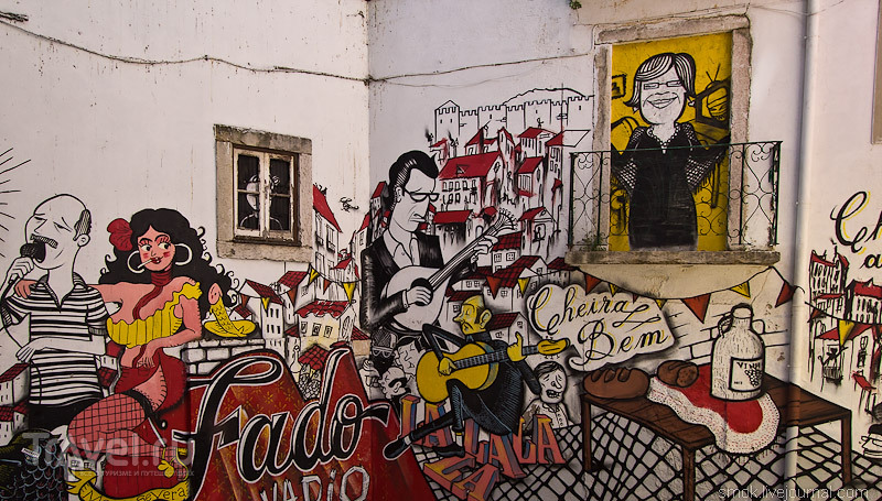 В Лиссабоне, Португалия / Фото из Португалии
