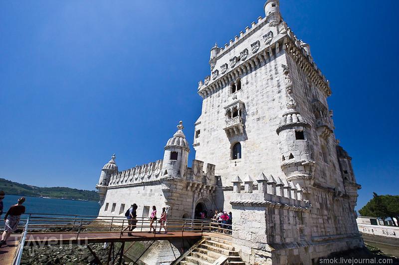 Башня Белен в Лиссабоне, Португалия / Фото из Португалии