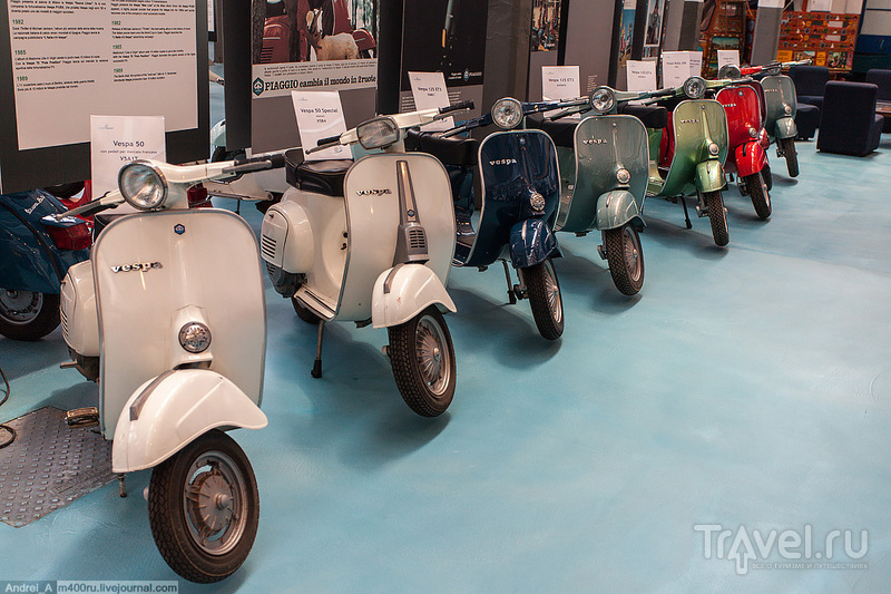 Museum Piaggio / Италия