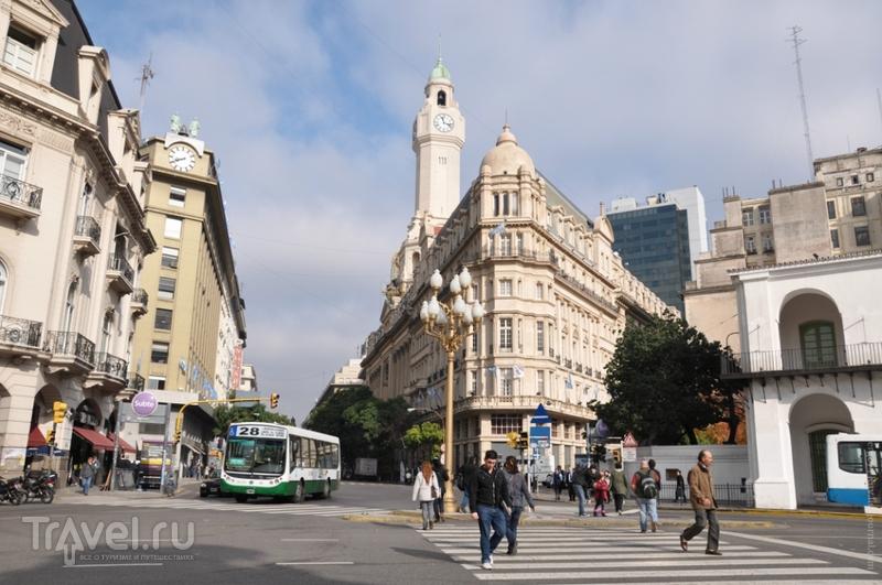 Прогулка по Буэнос-Айресу / Фото из Аргентины