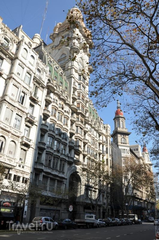 Паласио Бароло в Буэнос-Айресе, Аргентина / Фото из Аргентины