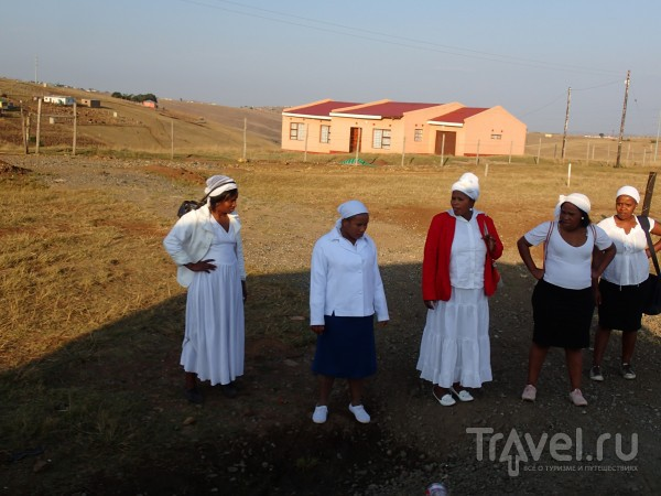 Из окна автобуса в ЮАР / ЮАР