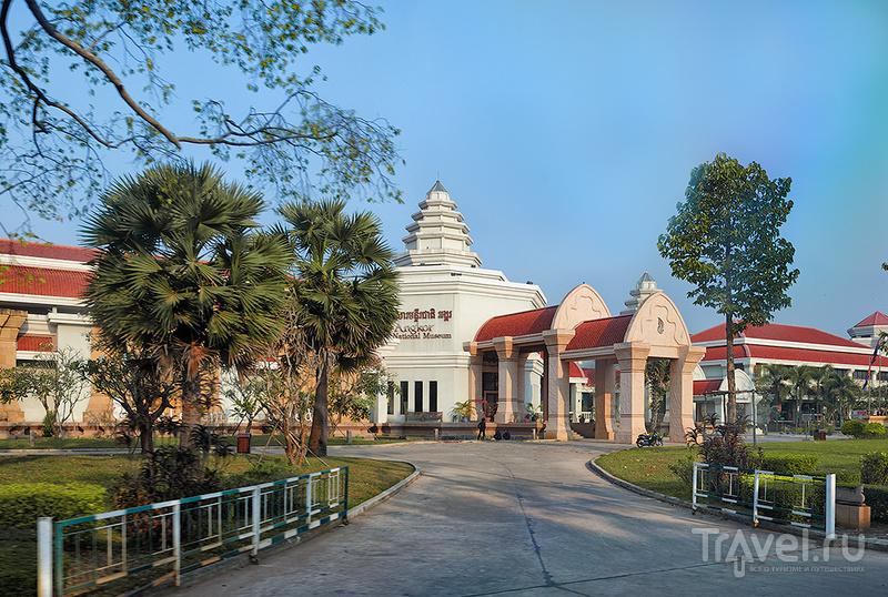 Ангкорский национальный музей, Камбоджа / Фото из Камбоджи