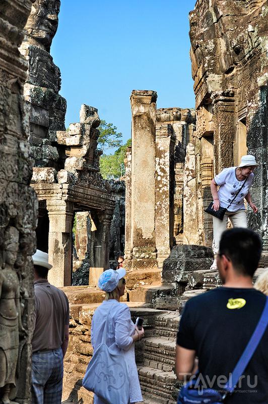 Камбоджа. Ангкор / Фото из Камбоджи