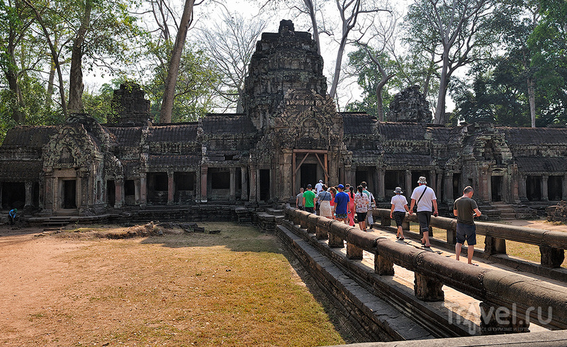 Храм Та-Прохм, Камбоджа / Фото из Камбоджи