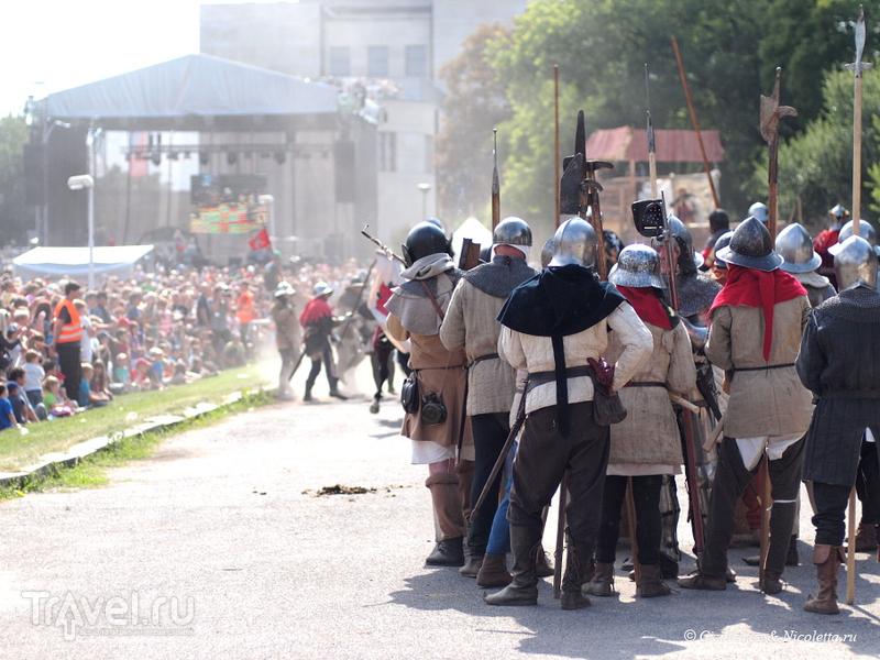 Битва на Витковой горе в Праге / Чехия