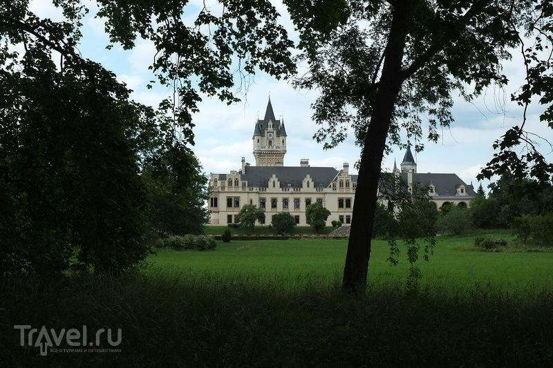 Австрия. Замок Графенег / Австрия