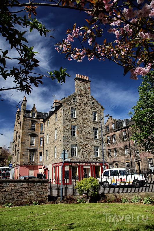 Шотландия. От Эдинбурга до Инвернесса / Фото из Великобритании