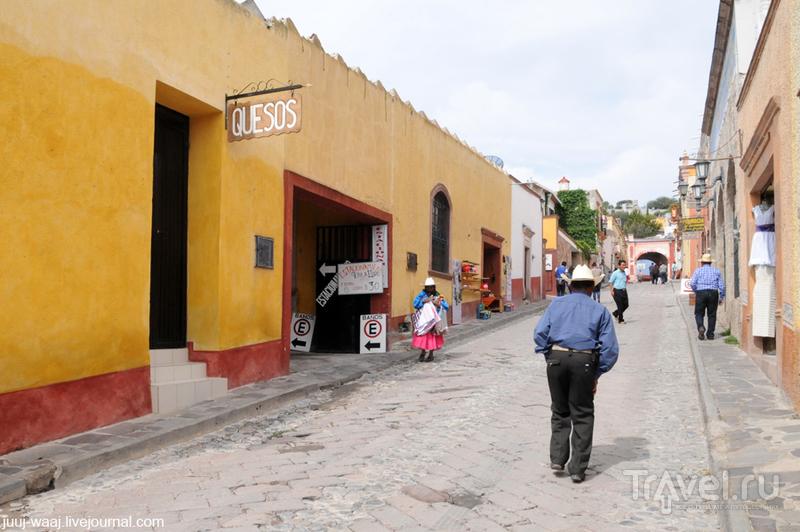 Берналь, штат Керетаро, Мексика / Мексика