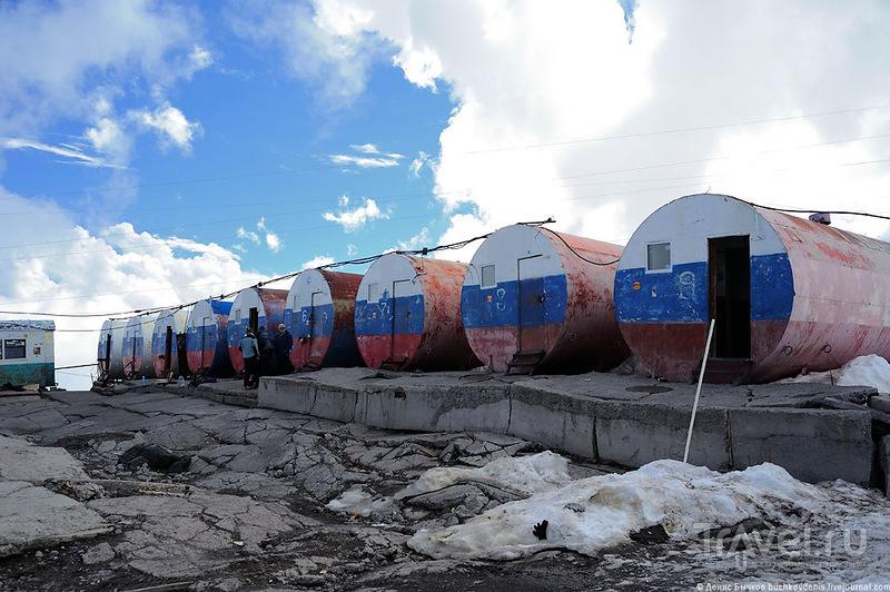 Поездка на УАЗике к приюту Бочки / Фото из России