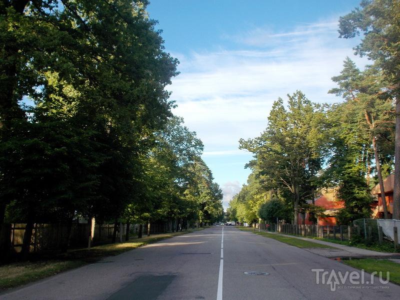 Юрмала в июле / Латвия
