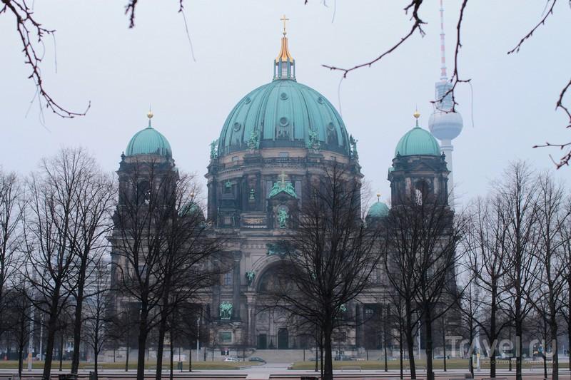 Берлин - очень контрастный город / Германия