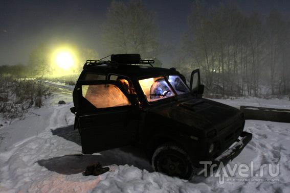 Подмосковные каменоломни / Россия