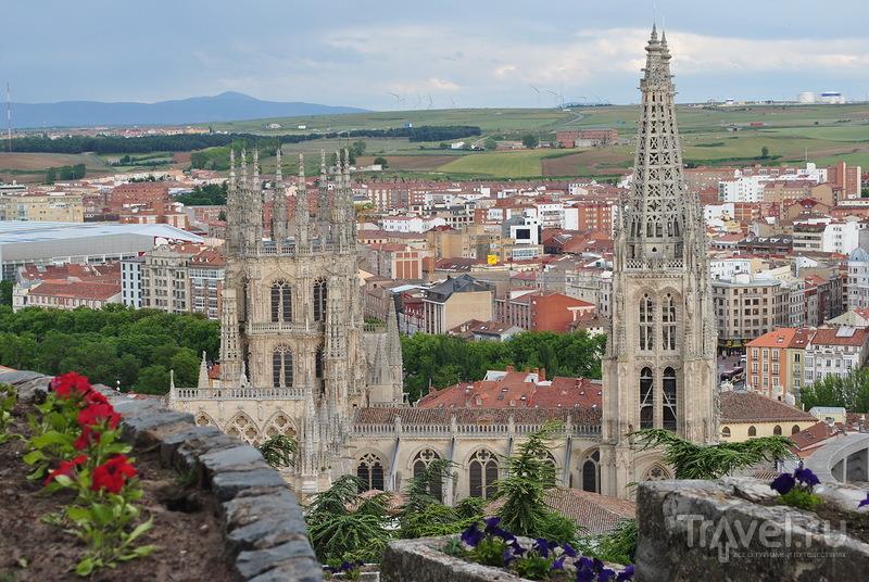 В городе Бургос, Испания / Фото из Испании